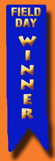 Field Day Ribbon