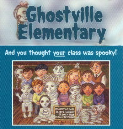 Ghostville Elementary Cover Image