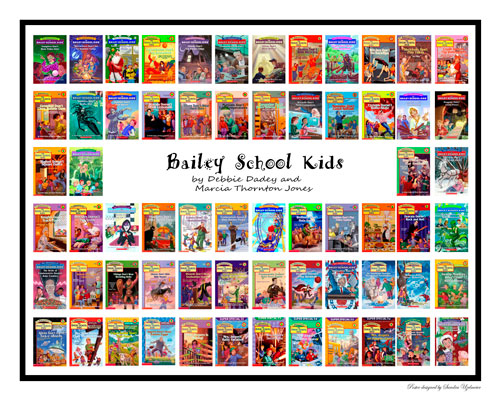 Bailey School Kids Poster