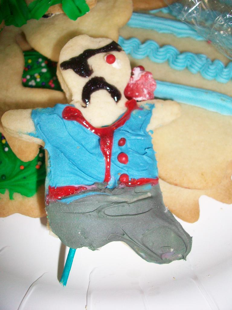 pirate cookie