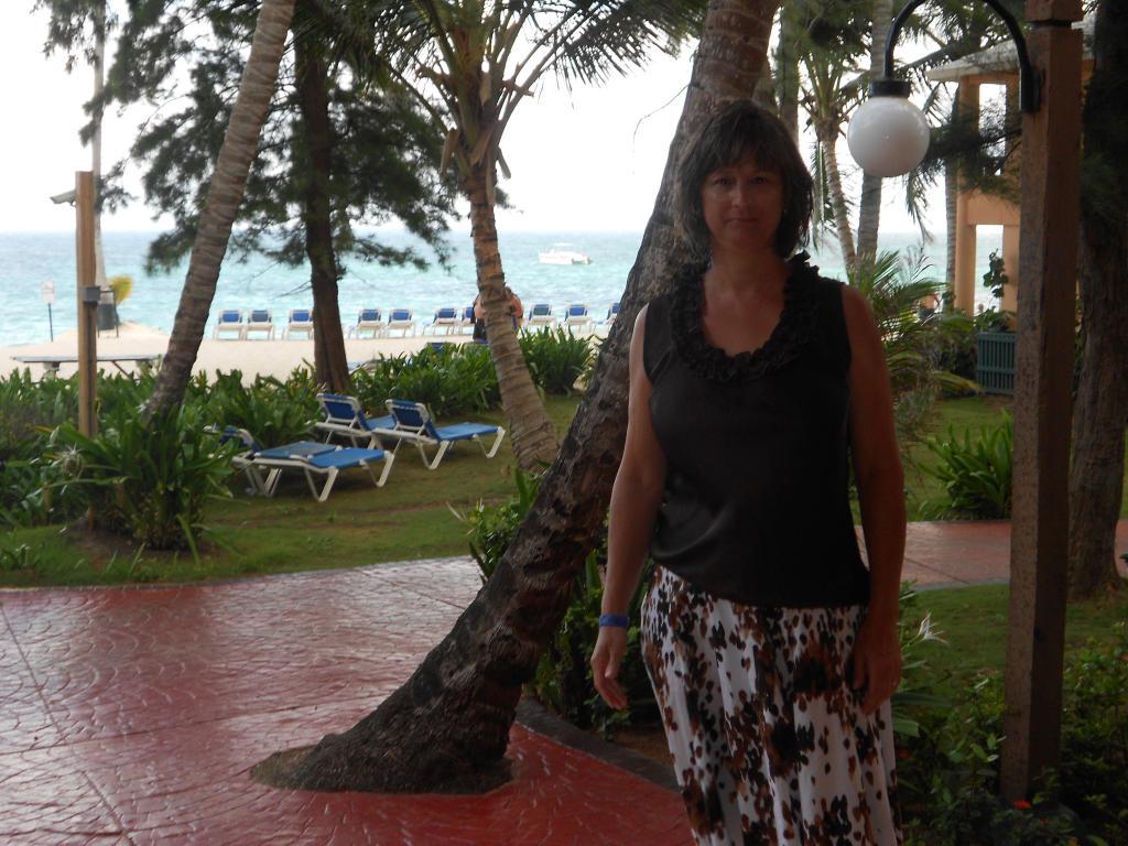 Debbie in Punta Cana