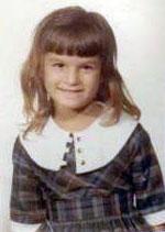 Debbie in first grade