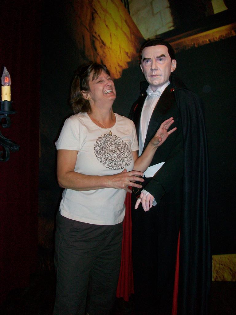 Debbie and Dracula