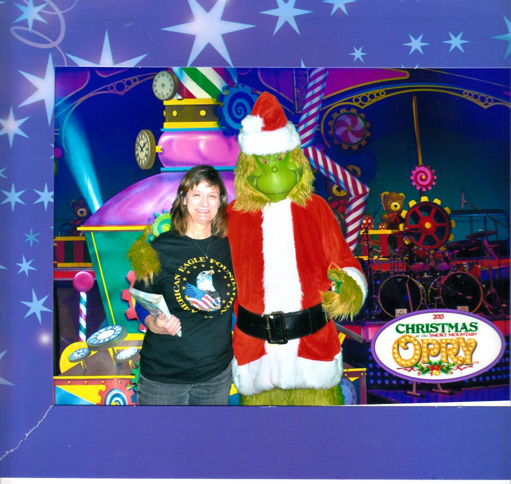 Debbie and the Grinch