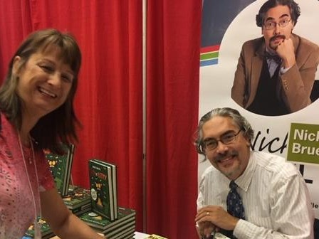 Debbie and Nick Bruel