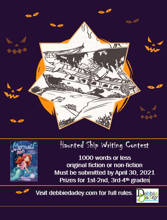 Haunted Ship Writing Contest