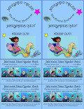 Mermaid Tales Door Hanger