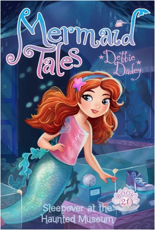 Working copy of the cover of Mermaid Tales 21