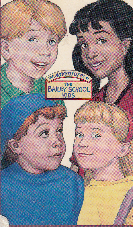 Bailey School Kids magnet