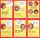 Bailey School Kids Trading Cards, Set 1 - Back