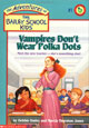Vampires Don't Wear Polka Dots Book Cover
