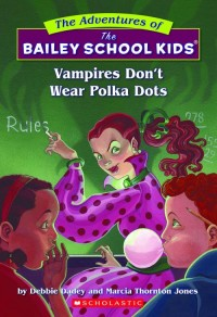 Vampires Don't Wear Polka Dots