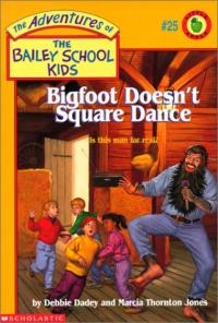 Bigfoot Doesn't Square Dance