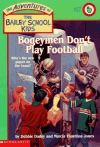 Boeymen Don't Play Football