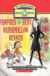 Vampires Do Hung marshmallow Bunnies