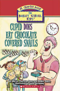 Cupid Does Eat Chocolate Covered Snails