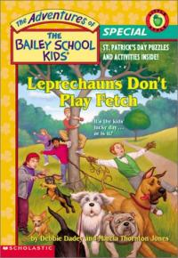 Leprechauns Don't Play Fetch