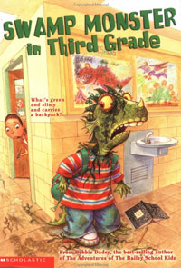 Swamp  Monster in Third Grade