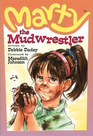 Marty the Mudwrestler