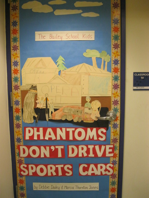 phantoms door