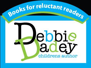 Debbie Dadey Logo