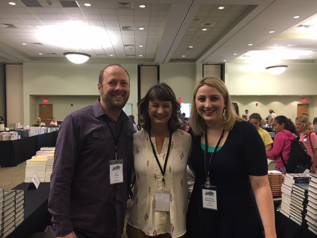 Jay Asher and Shannon Messenger