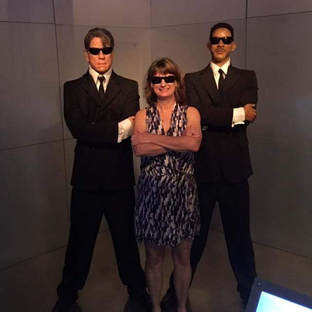 Debbie and the Men in Black
